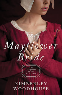 Heidi Reads... The Mayflower Bride by Kimberley Woodhouse