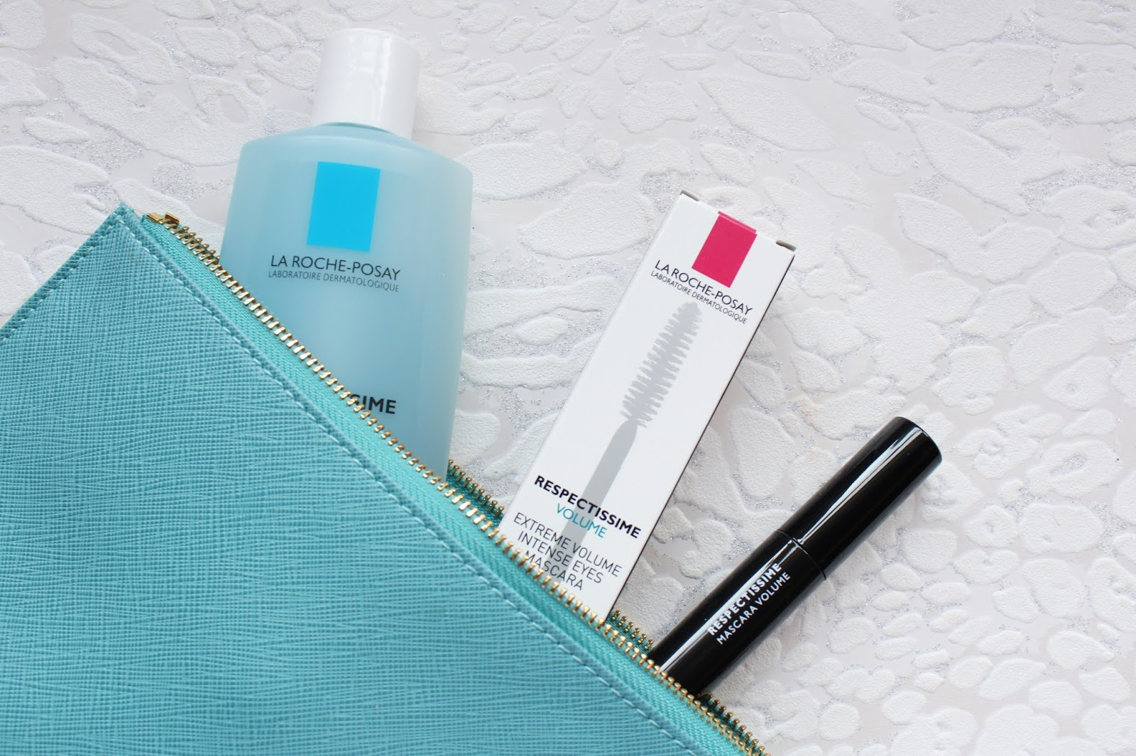 La Roche Posay Sensitive Eyes Makeup Remover & Mascara