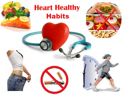 Develop These Habits for Healthy Heart