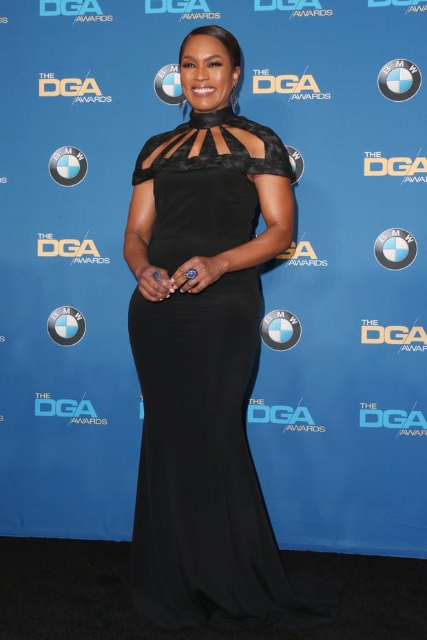 Estilo dos famosos no prêmio Directors Guild of America Awards