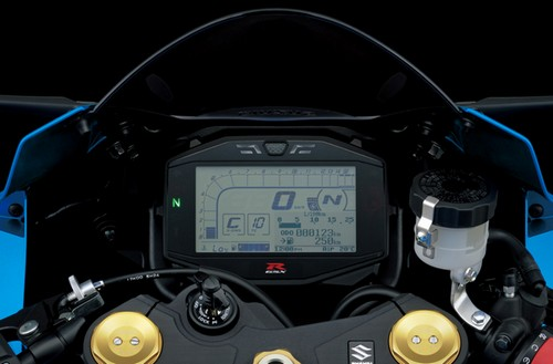 Fitur Suzuki GSX-R1000