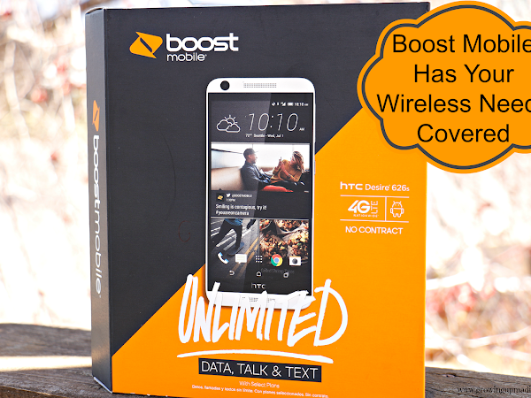Boost Mobile Has Your Wireless Needs Covered - Giveaway