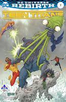 DC Renascimento: Novos Titãs #7