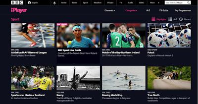 Как смотреть чемпионат мира по футболу 2018 с помощью SECRETVPN на BBC iPlayer