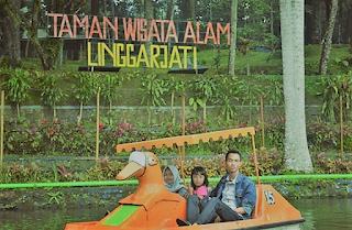 Taman Wisata Alam Linggajai ( Kebon Balong )