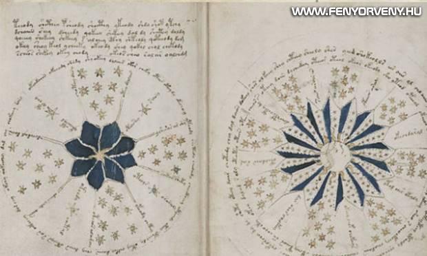 voynich kezirat 02 - A középkor legtitokzatosabb irománya, a Voynich-kézirat