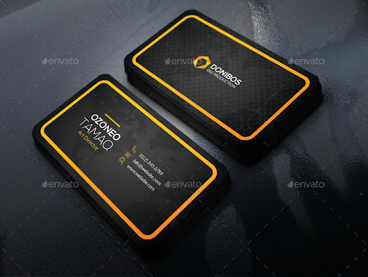 Top brand Business card