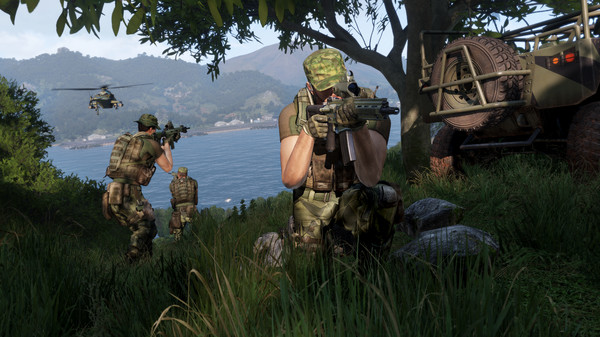 Arma 3 Apex PC Game Play