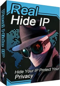 Real Hide IP - Hide Your IP to Protect Your Privacy