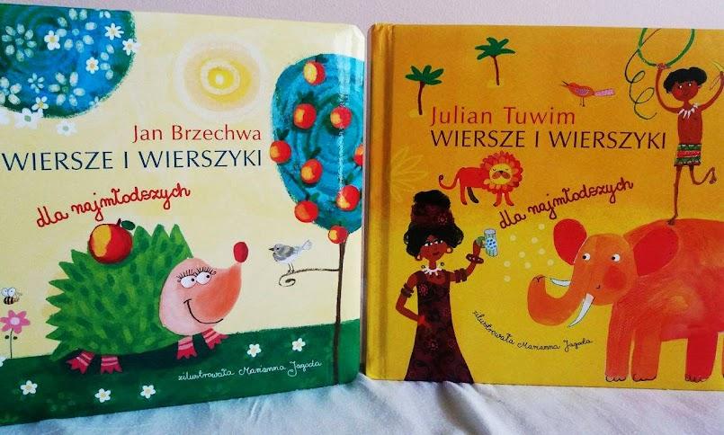 Biblioteczka Jasia #7 wiersze i wierszyki polskich poetów