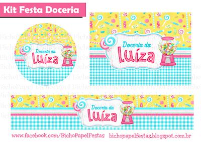 Kit Festa Doceria