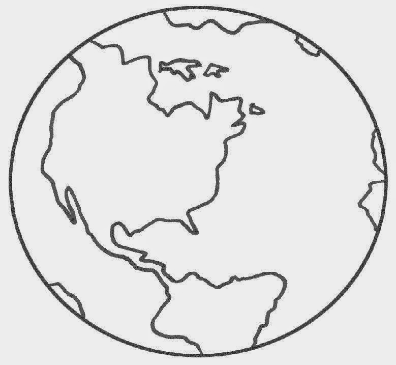 Coloring picture of earth free coloring pictures for Coloring pages earth
