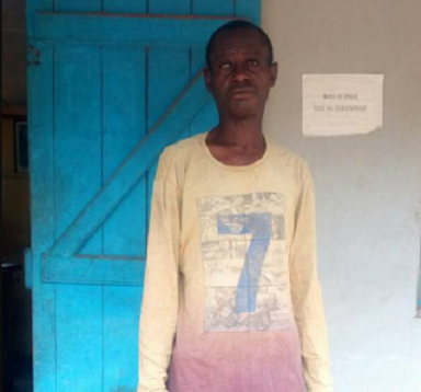45 Year Old Man Nabbed for Defiling 11 Year Old Girl