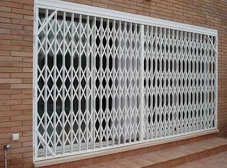 Instalación de rejas tipo Ballesta en Barcelona
