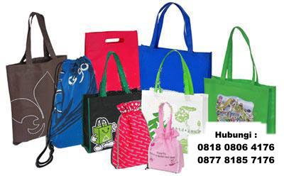 Produksi tas custom untuk promosi, souvenir, event perusahaan