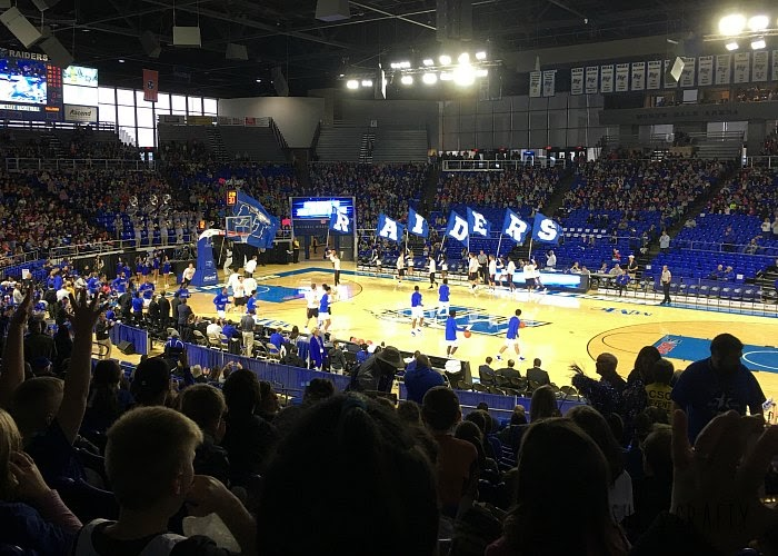 end of the month, MTSU basketball game