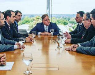 Luciano Cartaxo e Romero reforçam trabalhos nas administrações de olho em 2018
