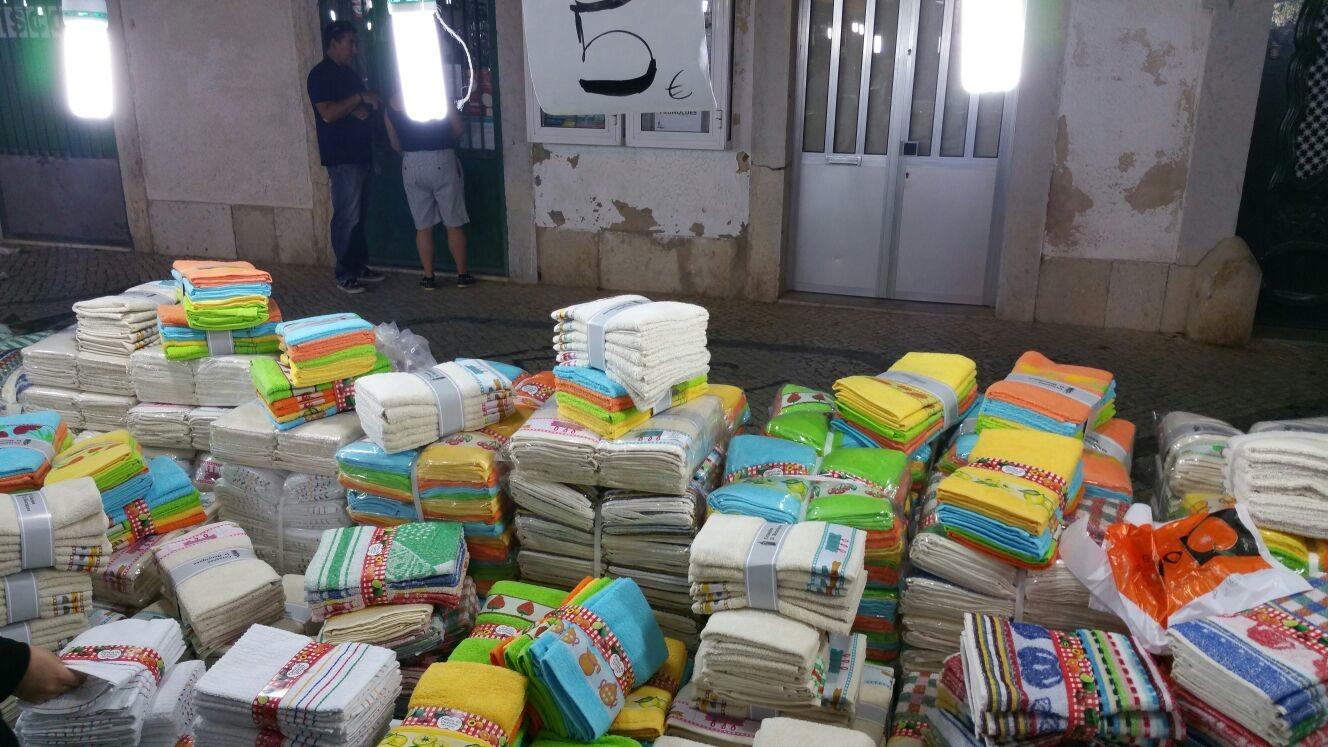 comprar toallas en elvas portugal