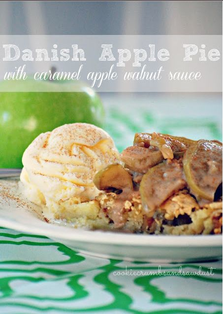 Danish Apple Pie