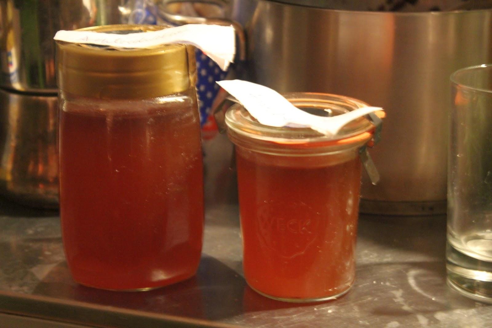 Prächtig Apfelreduktion aus Apfelsaft und Apfelessig – glatzkoch.de &KO_59