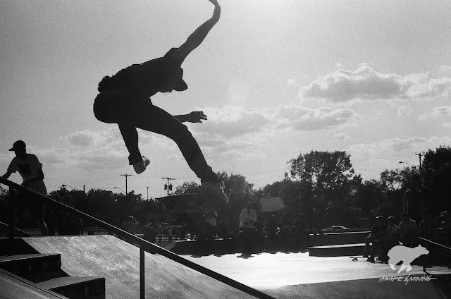 Jaws Skatepark. New Braunfels, TX.