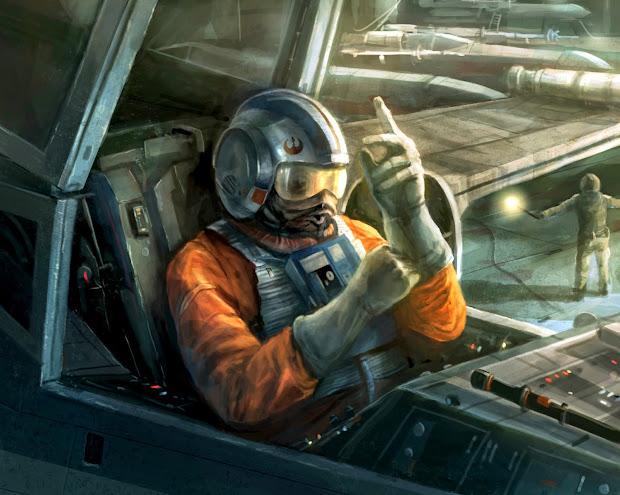Dgeneralist Silent Wednesday 22 - Star Wars Digital