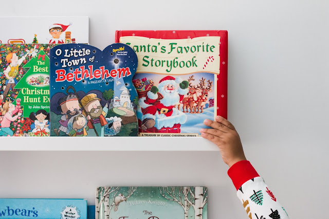 Christmas books for your little one