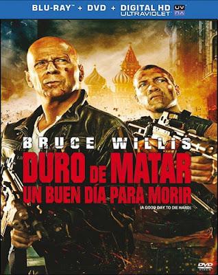 Duro de Matar 5 Un Buen dia para Morir 1080p HD Latino