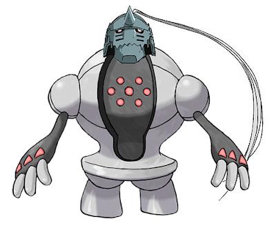 Fullmetal Alchemy Pokémon
