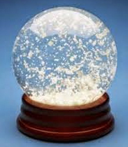 cara membuat bola salju