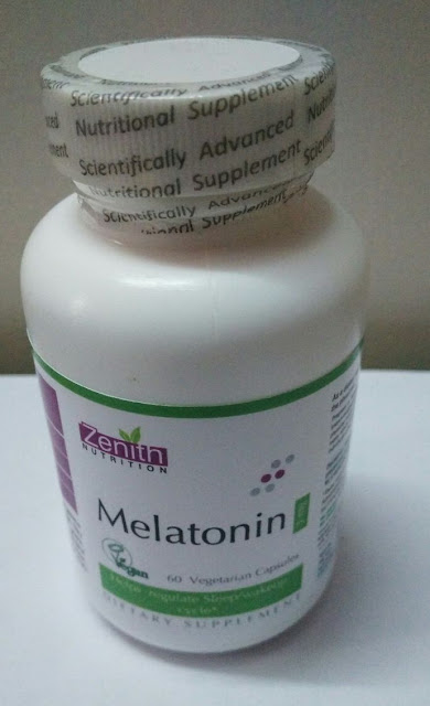 Zenith Nutrition Melatonin Review