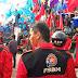 Ribuan Buruh Demo di Kantor Gubernur Banten (KP3B)