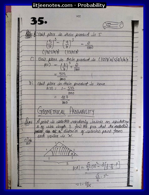 probability notes download kare9