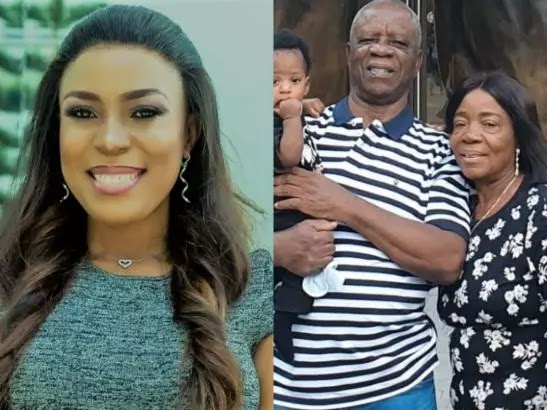 See the Three most Important people in Linda Ikeji's Life