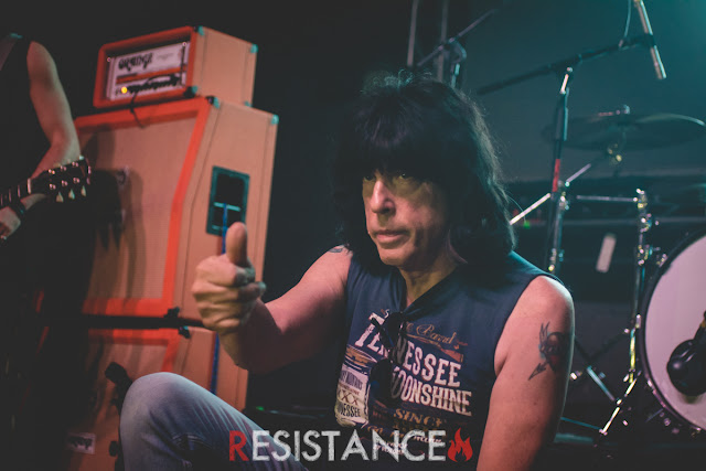 #Galería: Marky Ramone en Chile (+Los Mox)