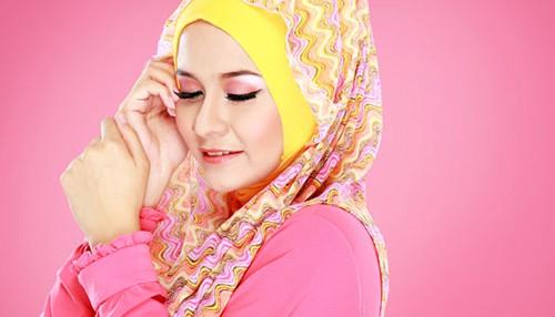 Cara Merawat Rambut Ketika Memakai Hijab Terbaru 2016