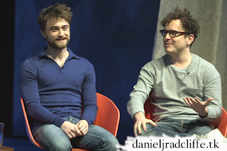 Voices Off: Daniel Radcliffe and Joshua McGuire in conversation