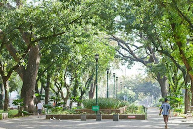 5 Taman Ibu Kota Bisa Jadi Tempat Lepaskan Penat