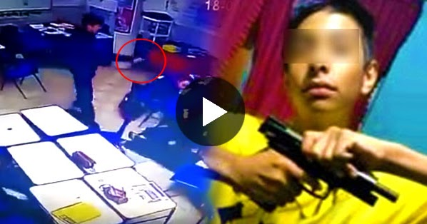 15-Year-Old Boy Shoots His Teacher and Classmates and Killed Himself. SHOCKING VIDEO HERE!