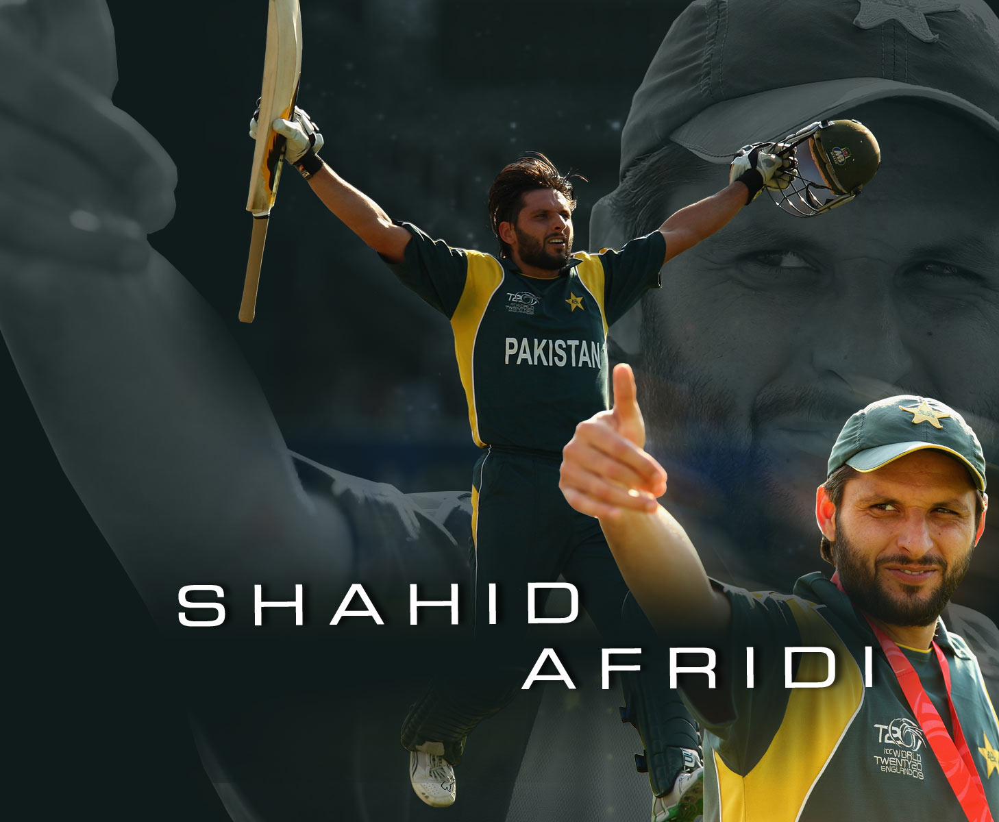 Shahrukh Khan Has A Fan In Shahid Afridi