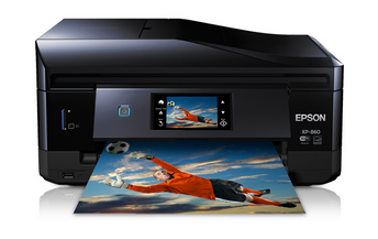 Epson Expression Photo XP-860 Driver (Download)