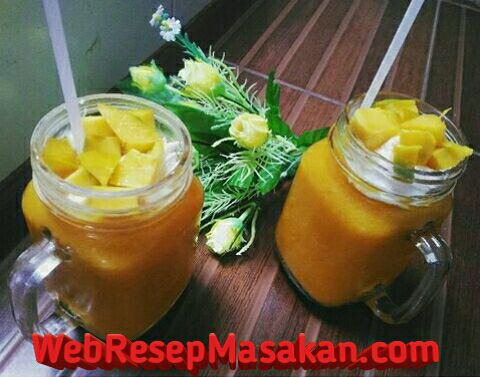 Queen mango thai, Resep Queen Mango, Cara membuat queen mango,