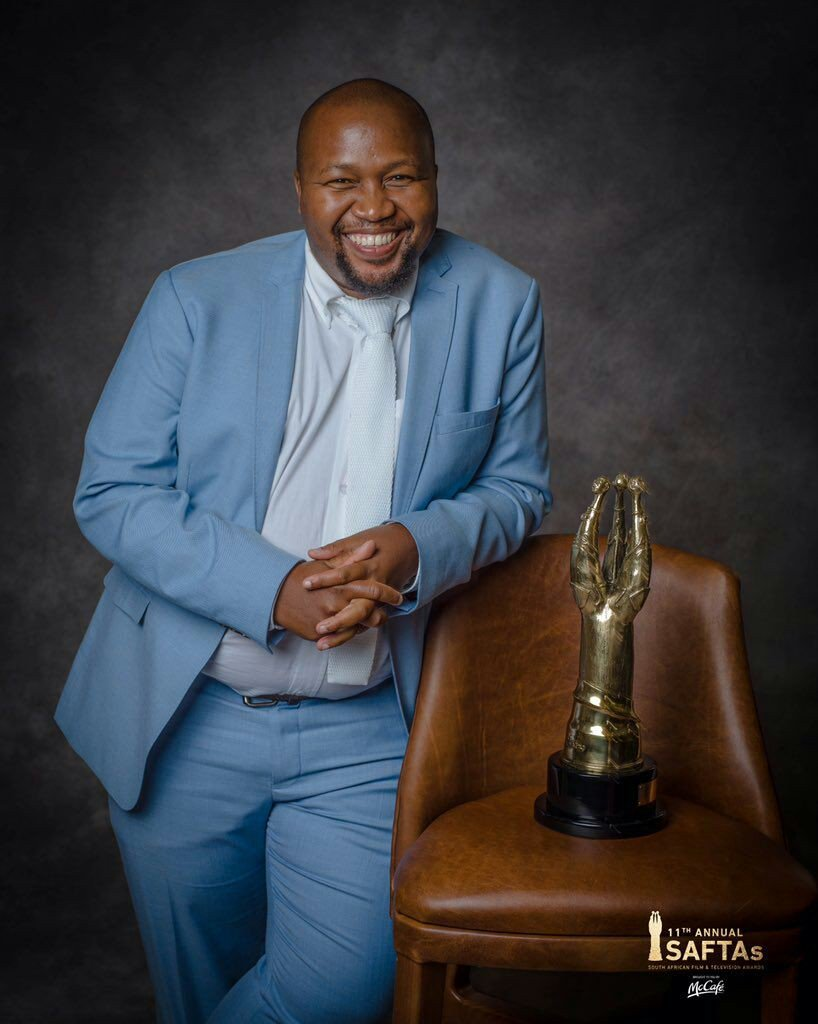 Mandla Gaduka Reprises His SAFTA Winning Character on a New Show ...