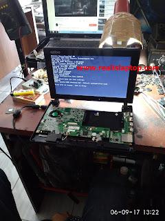 Serfis Laptop Axioo M1100 Mati - ic power konslet