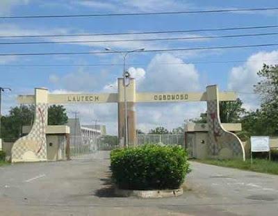LAUTECH gate