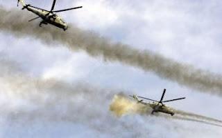 """العراق : تفجير عجلتين مفخختين لـ""""داعش"""" بقصف جوي غربي الرمادي في محافظة الأنبار"""