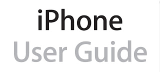 iPhone User Guide Manual