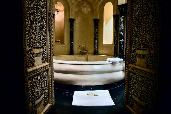 Exellent Home Design: Moroccan Bathroom design