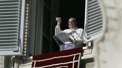 papal pep pill