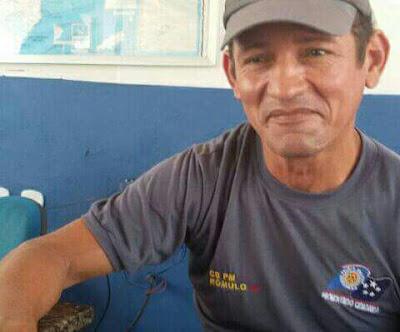 Sargento Rômulo não resiste aos ferimentos e morre antes de ser levado para São Luis